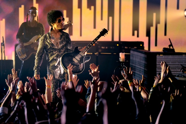Prince and 3RDEYEGIRL Tour Opener - Vancouver