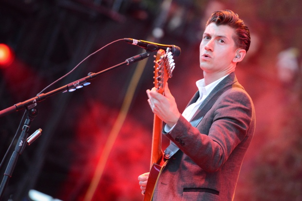 Arctic Monkeys (Photo courtesy of Sasquatch!)