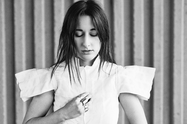 Nika of Zola Jesus (Photo by  Angel Ceballos)