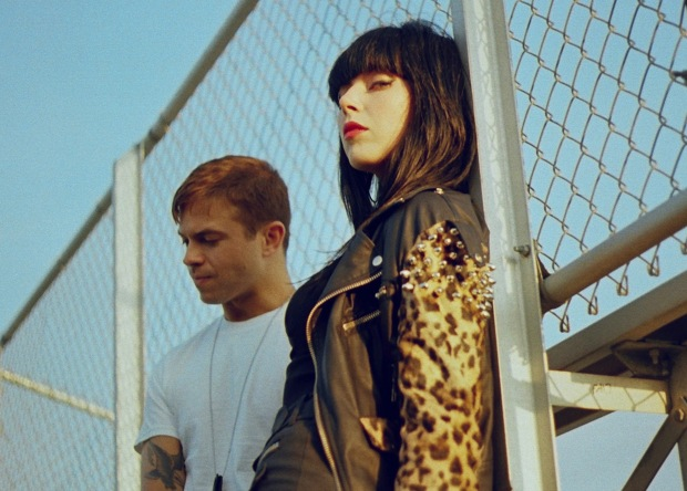 Sleigh Bells (Photo by Petra Collins)