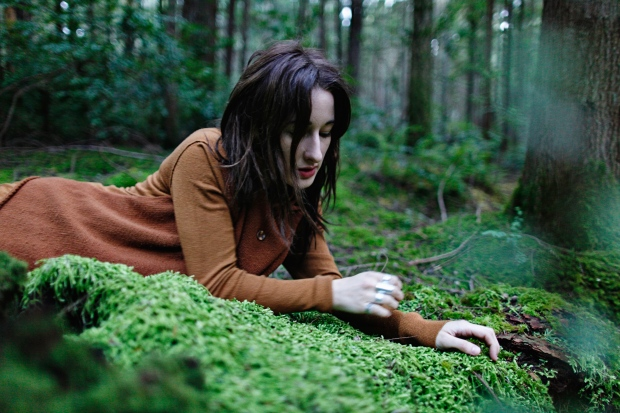 "Zola Jesus ""Forest"" (Photo by Angel Ceballos)"