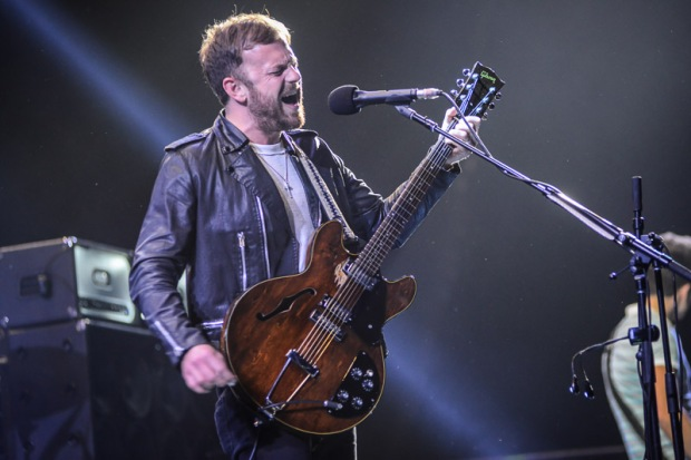 Kings of Leon at Key Arena (Photos by Matthew Lamb, courtesy of Livenation)