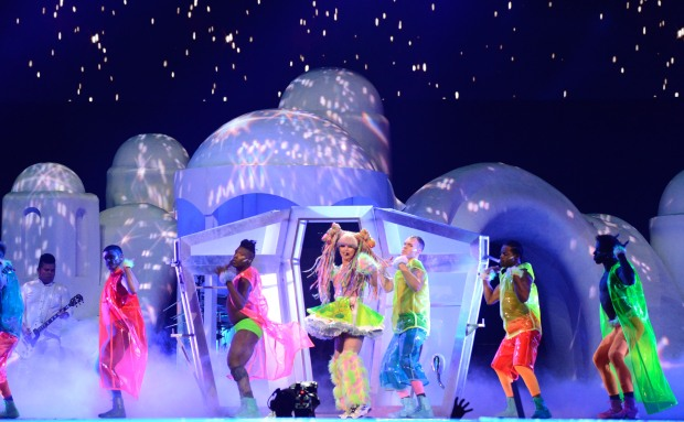 "Lady Gaga  ""artRave: The Artpop Ball"" Tour - Pittsburgh"